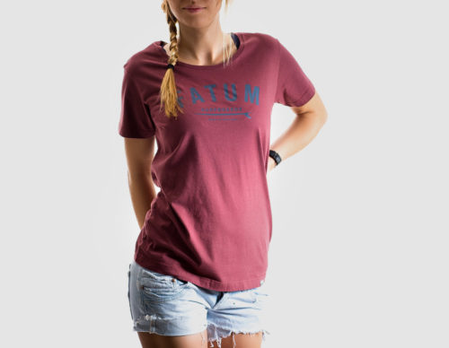 Fatum Smile Tee Women-214