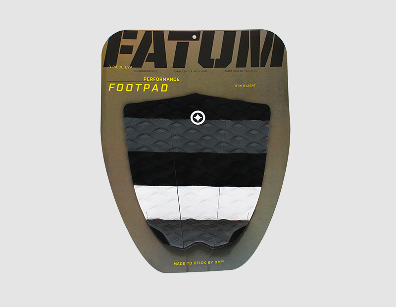 Fatum 3PCS Traction Pad Stripes-538