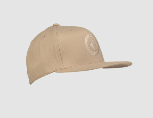 FlexFit Pro Baseball Cap with flat visor