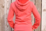 HOODY ORANGE back