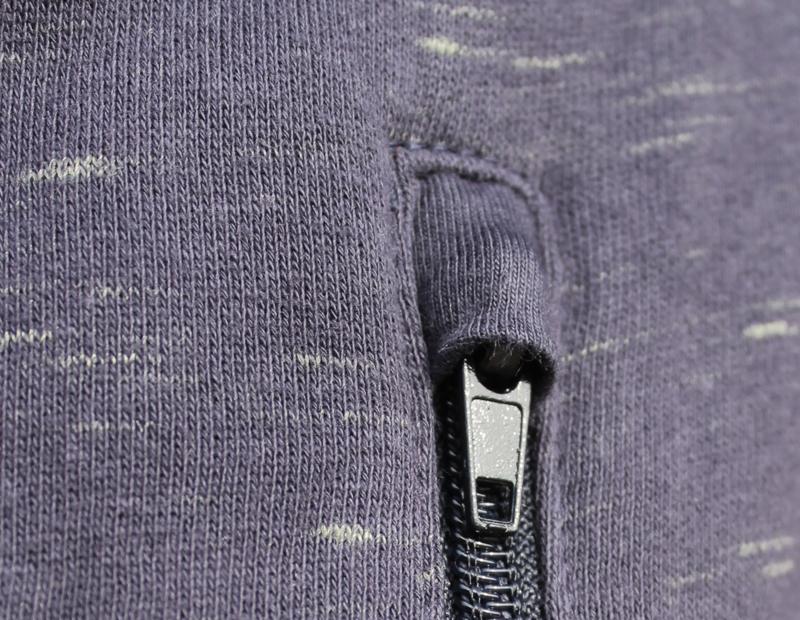 Detail Deluxe Zip Hoodie