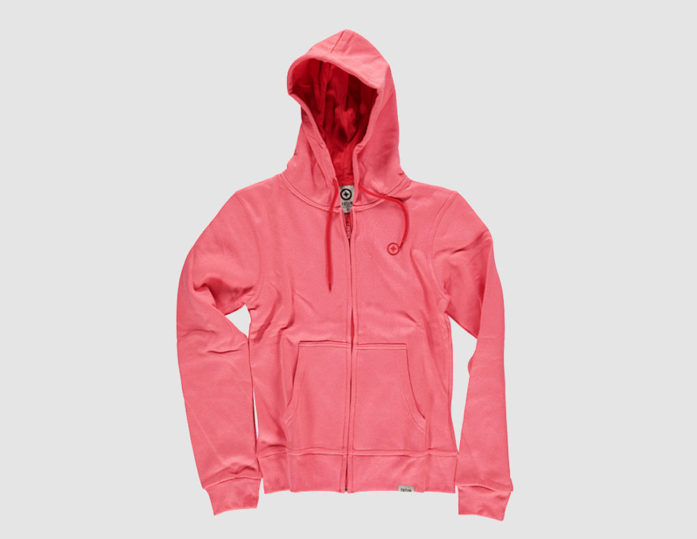 Women Coastal Zip Hoody