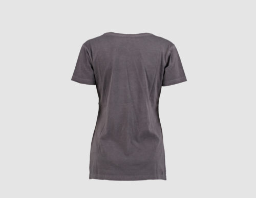 WMS lettering Tee washed t back