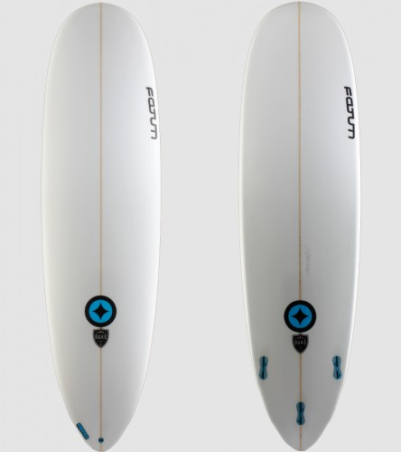DUKE 7'0 blue trim