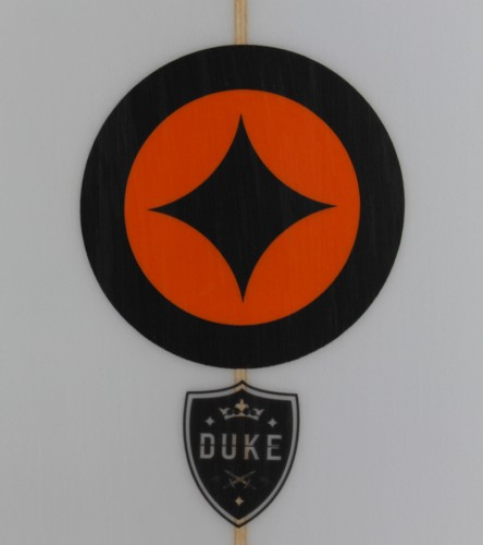 Duke 6'8 redstart LOGO