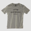 Stamp Tee Heather grey