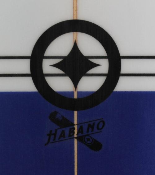 "Habano 5'9"" - detail"