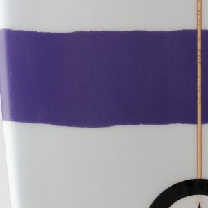 Duke 7'0 lila detail