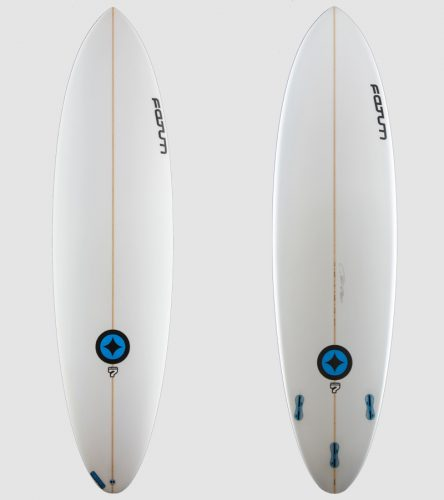 Superseven 7'0 all white