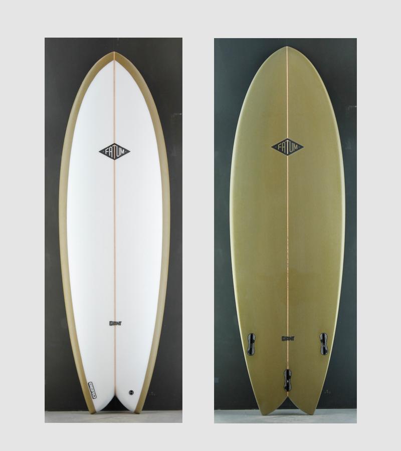 best fish surfboard